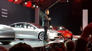 Tesla; Musk; Elektrisch Rijden